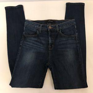 J. Brand Maria High Rise Skinny Jeans Sz 27